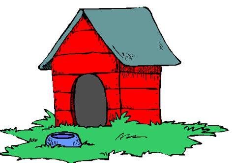 dog house clip art cliparts