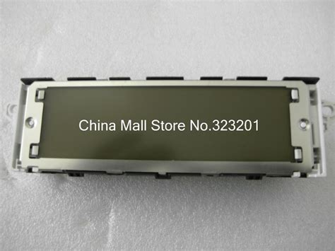 Lcd Cina C5 Tft022h011 screen cd display c monitor for 408 c4 307 c5 3008 d45 rd43 with scratches in car