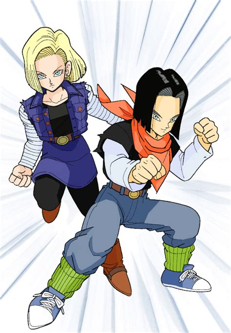 android 17 and 18 android 18 17 and 16 www imgkid the image kid has it