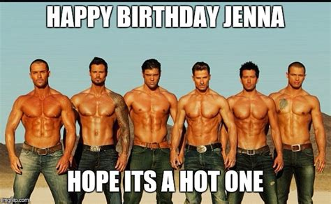 Happy Birthday Sexy Meme - happybirthday imgflip