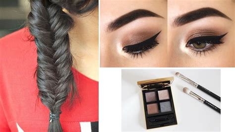 makeup hairstyle tips  easy hairstyles