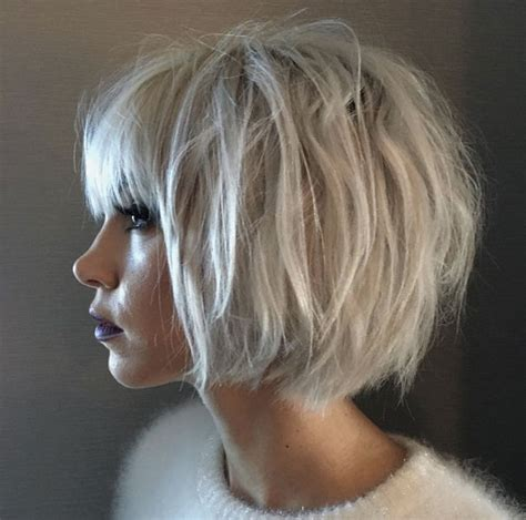 messy bob haircuts with ombre 40 messy bob hairstyles that women just can t say no to