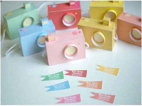 Cool Crafts With Paper - diy paper cameras and cool diy on