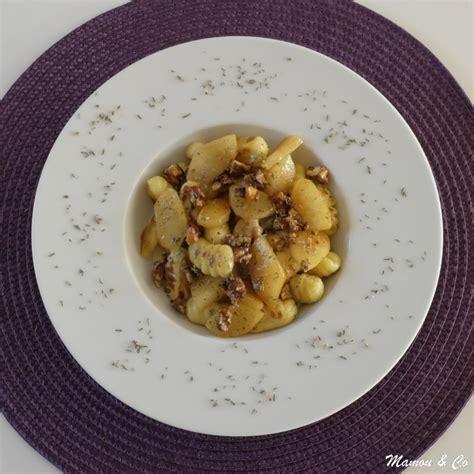 a gorgonzola recettes de gnocchi