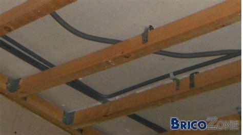 renovation ancien plafond structure en bois