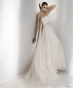 grecian wedding dress beautiful grecian wedding dress newhairstylesformen2014