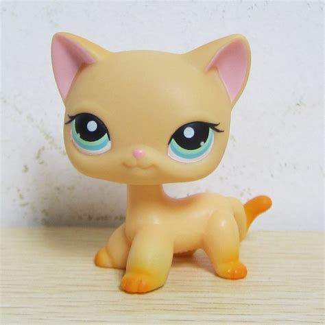 Littlest Pet Shop Cat Collection Short Hair Cats Youtube | littlest pet shop collection lps toy 339 yellow short