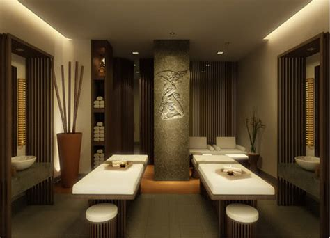 spa room ideas interior decorations spa massageroom