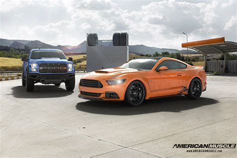 Ams Giveaway - like horsepower you can win an 850 hp ford mustang and 2017 raptor