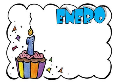 imagenes cumpleaños noviembre mis cosas de maestra carteles de cumplea 209 os