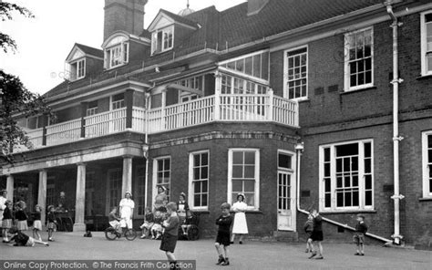 woodhouse eaves the children s convalescent home c 1955