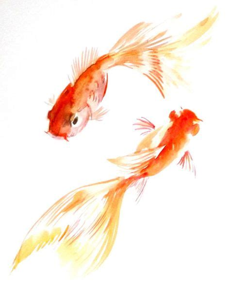 1000 ideas about watercolor fish tattoo on pinterest