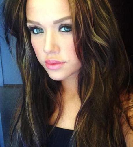 Makeup Makeover Komplit stufen und str 228 hnen gloss mit komplett neuem haar