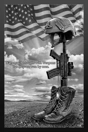 free – battlefield cross for laser etching | memorial pic