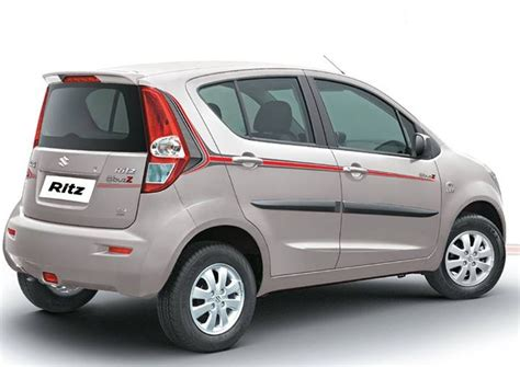 Ritz Suzuki Maruti Suzuki New Ritz Facelift 2015 Images Key Features
