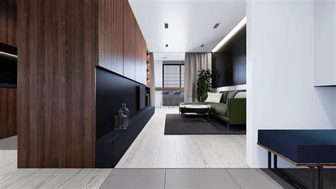 small apartment ideas  beautiful wood interior design
