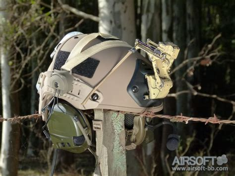 Tmc Air Frame Helm With Marking Crye Precision casco airframe tmc copia de crye precision con accesorios
