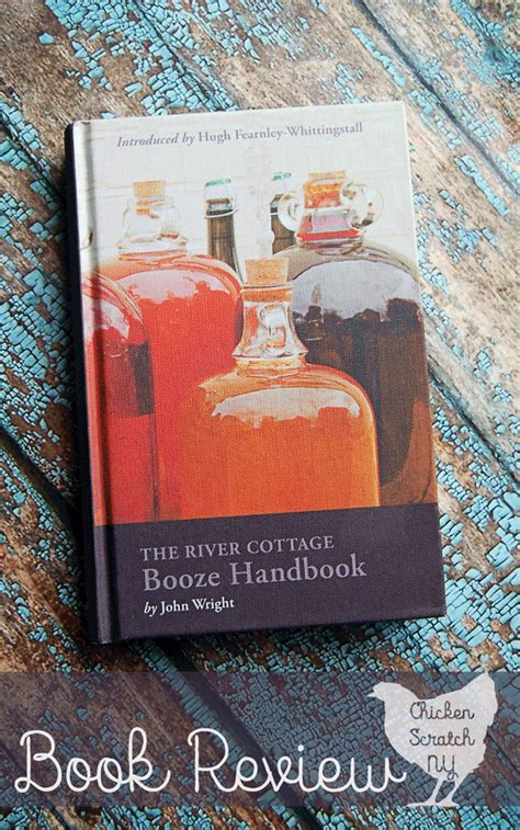 the river cottage booze handbook book review chicken