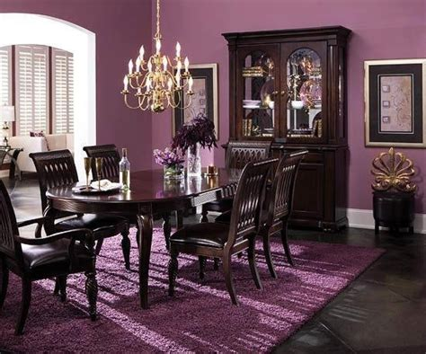 purple dining room decor ideas rooms i