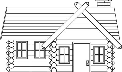 Small Homes Floor Plans draw log cabin house step buildings landmarks home plans