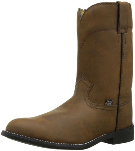 farm boots for justin boots s farm and ranch equestrian boot