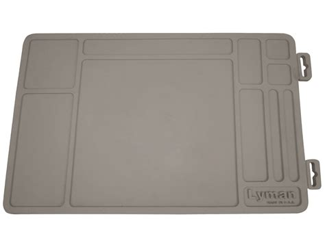 Rifle Cleaning Mat by Lyman Essential Handgun Gun Cleaning Maintenance Mat 10 X
