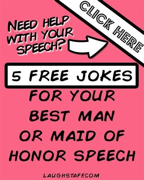 5 Free Maid of Honor Speech Jokes #maidofhonorspeech #