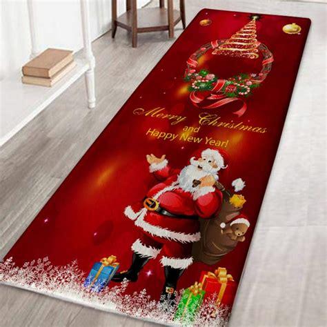 tappeto natalizio un tappeto natalizio per una casa pi 249 allegra eccone 20