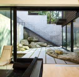courtyard house modern house designs