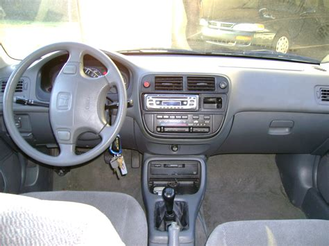 Civic Interior by 1997 Honda Civic Interior Pictures Cargurus
