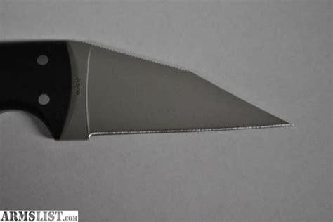 spyderco ronin for sale armslist for sale spyderco ronin serial 915 mike janich