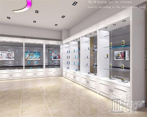 design interior mobil el78 glass store mobile phone shop interior design with