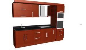 Disenar como dise 241 ar y construir una cocina muebles de cocina 3 metros