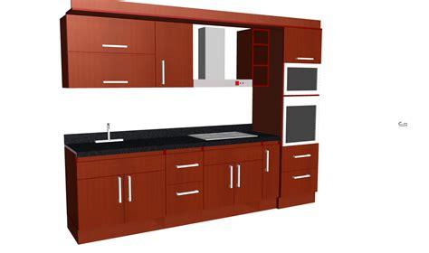 dise ar cocina como dise 241 ar y construir una cocina muebles de cocina 3 metros