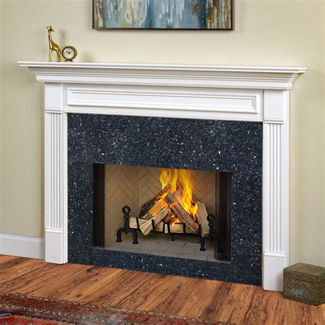 How High Is A Fireplace Mantel by Wood Mantels Collection Fireplace Mantel Surrounds