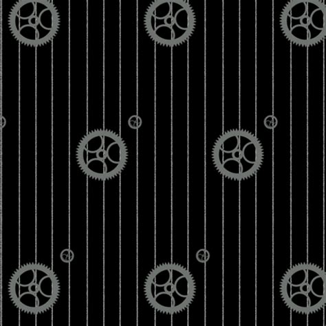 steampunk chalk stripe fabric noblestone_fabrics