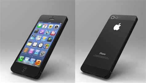apple iphone 5 model 3d cad model library grabcad