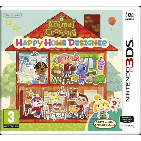 Jeu Home Design 3d Animal Crossing Happy Home Designer 3ds Jcsatanas