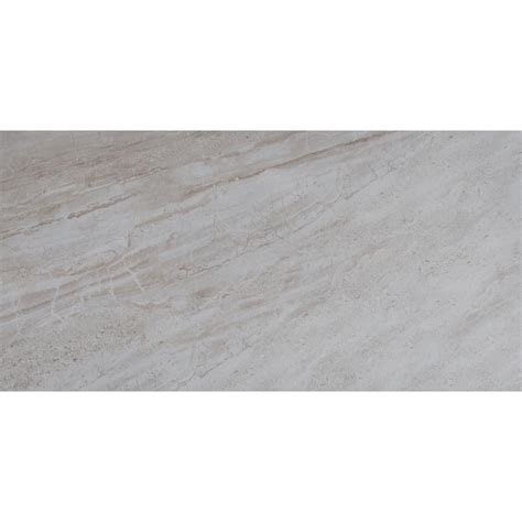 X Ceramic Floor Tile Ms International Vigo Gris 12 In X 24 In Glazed Ceramic Floor And Wall Tile Nhdvigri1224 The