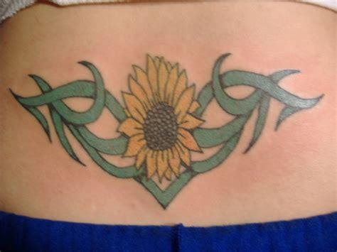 tribal sunflower tattoo tattoo boy