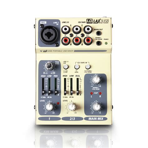 Power Mobil 8000waat Ads Usb Bass ld systems lax 3 usb image 940206 audiofanzine