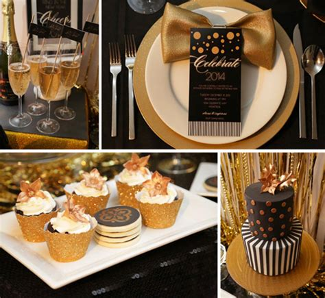 party themes black and gold black and gold graduation party b lovely events