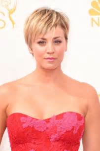 pennys hair on big theory kaley cuoco haircut big bang theory star explains penny
