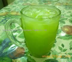 Fruit Juice Fresh Green Plum Juice appetizing clear concentrated green plum juice products