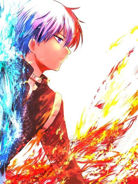 wallpaper anime fanart 416 best todoroki shouto images on pinterest anime boys