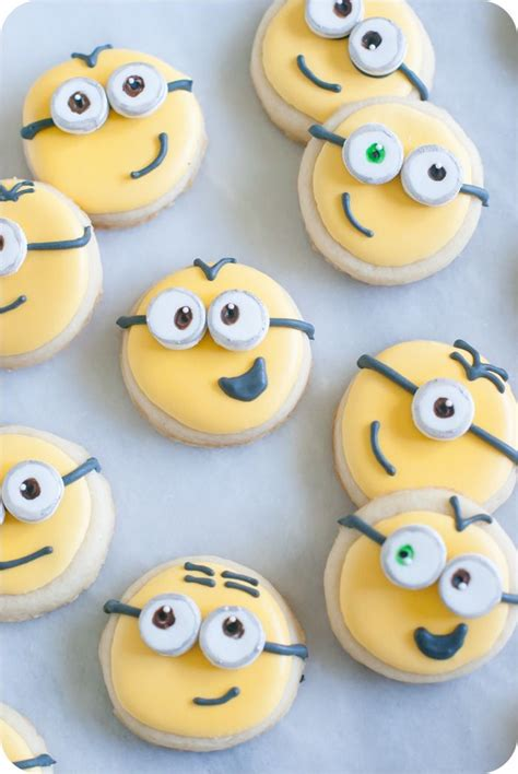 minion cookies 17 best images about miniuns on minion cookies