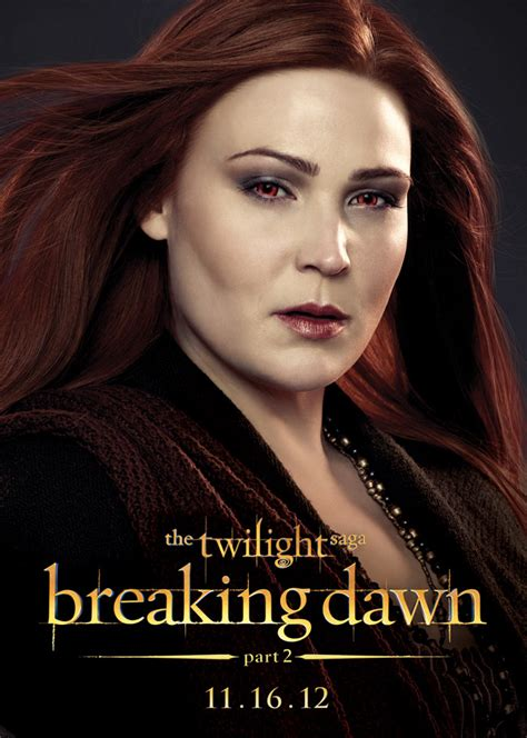 twilight breaking dawn part  character posters
