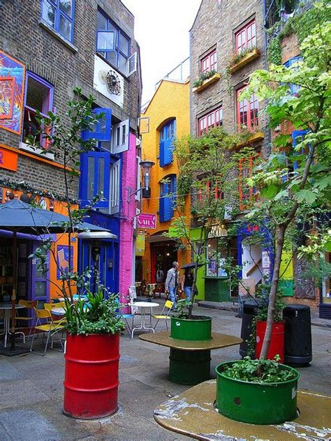 Neal S Yard Covent Garden by Neals Yard Covent Garden I You