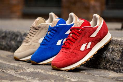 Terbaru Reebok Furylite Classic 29 reebok classic leather quot summer suede quot pack sneakernews