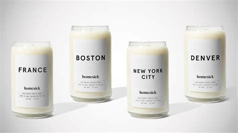 smells like home candles homesick candles scented to smell like home